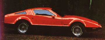 red Bricklin