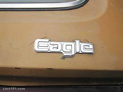 eagle was made by amc american motors