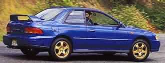 subaru impreza archives 1997 1998 rh cars101 com 98 Subaru Impreza JDM 2000 Subaru Impreza RS