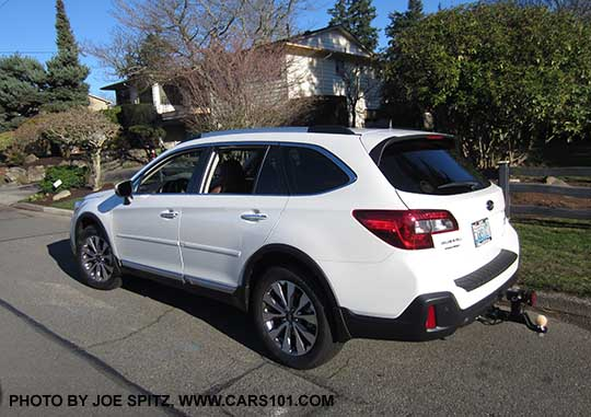 Subaru Crosstrek Mpg >> About a Subaru salesman in Seattle, Washington.