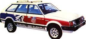 1983 ski car