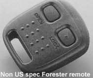 Foresternotus1 subaru keyless entry, security alarm, immobilizer key, remote  at n-0.co