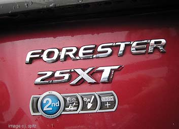 Forester Xt With Subaru Badge Of Ownership