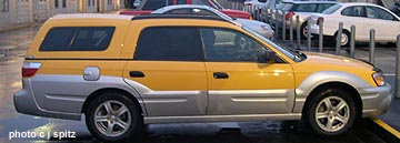 Subaru Baja Photo Gallery 2004 2003