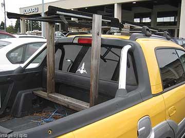 Subaru Baja Photo Gallery 2004 2003