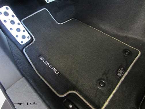 Subaru Brz Winter Floor Mats Carpet Vidalondon