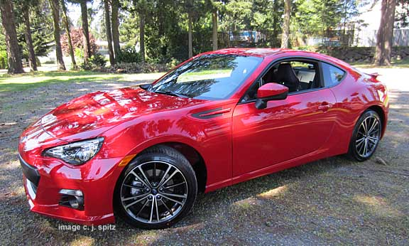 2013 Subaru Brz Research Webpages