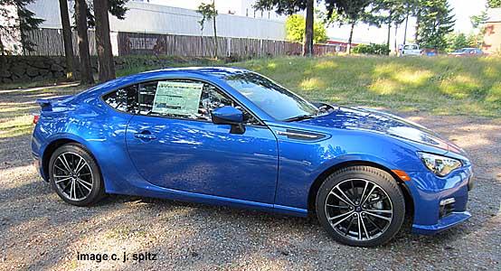 World Rally Blue Brz