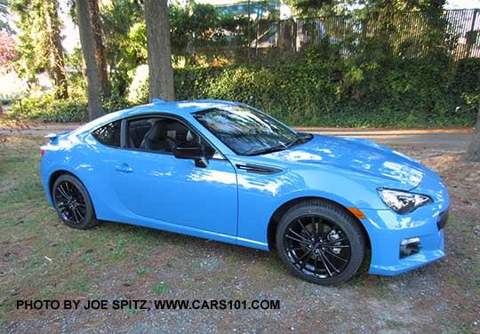 Hyper Blue Brz >> 2016 Subaru Brz Research Webpages Premium Limited Series