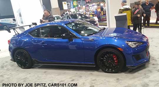 2018 Subaru Brz Research Webpages Brz Premium Limited 50th