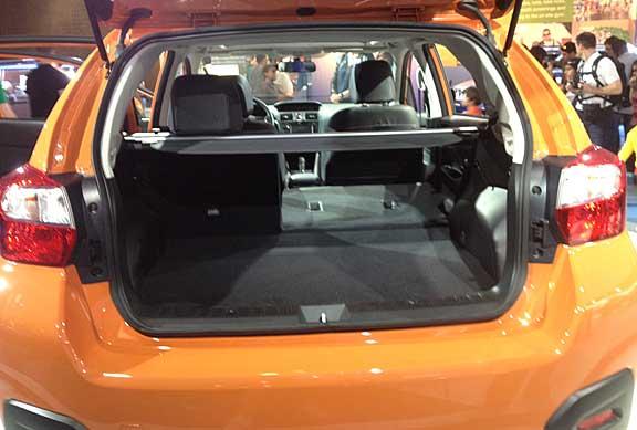 Subaru Xv Crosstrek Photos Page 4