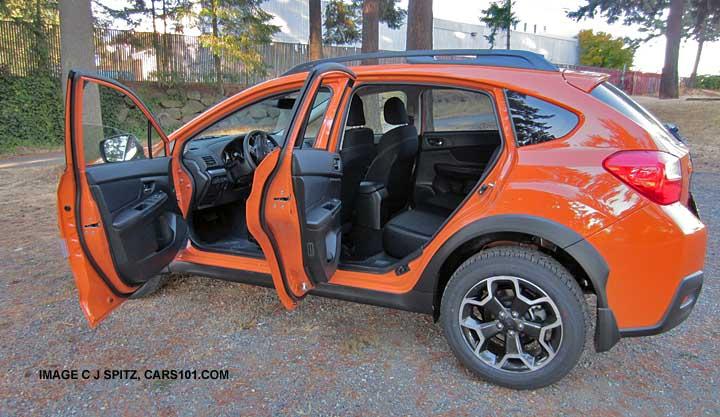 Subaru XV Crosstrek Exterior Page 1