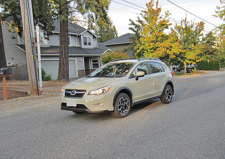 2013 Subaru XV Crosstrek- specs, details, options, colors