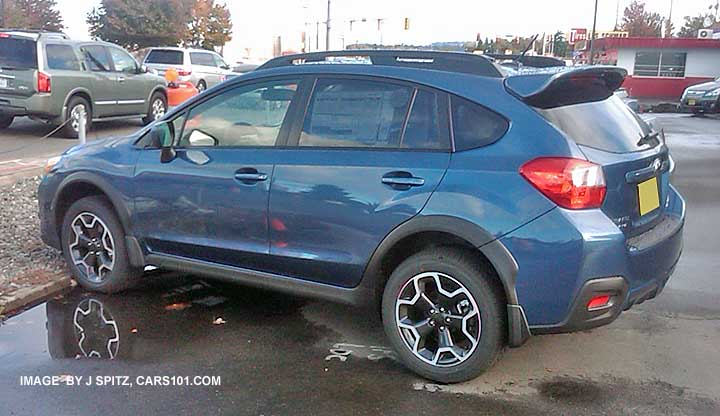 Subaru Crosstrek 2013 To 2014 Changes | Autos Post