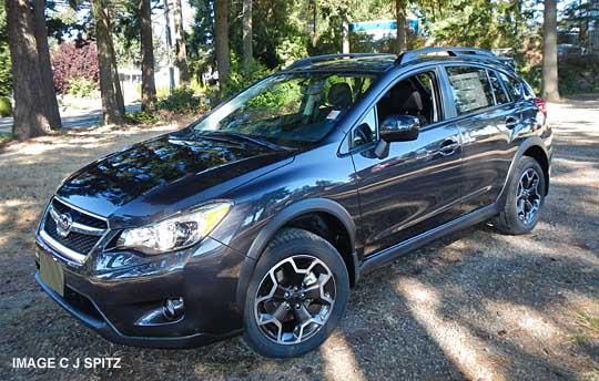 Subaru XV Crosstrek Exterior Photo Page #1
