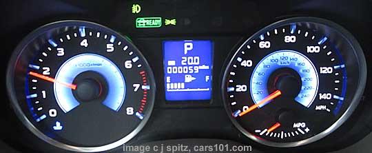 Subaru Xv Crosstrek Interior Photo Page 2