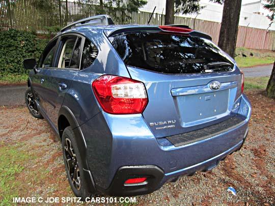 Subaru XV Crosstrek Exterior Photo Page #1, 2014 model