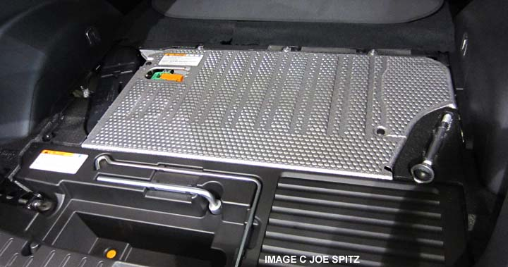 2017 Subaru Crosstrek Hybrid Nickel Hydride Battery Pack