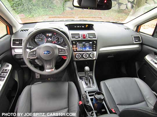 2015 Subaru Xv Crosstrek Interior Photos Page 3