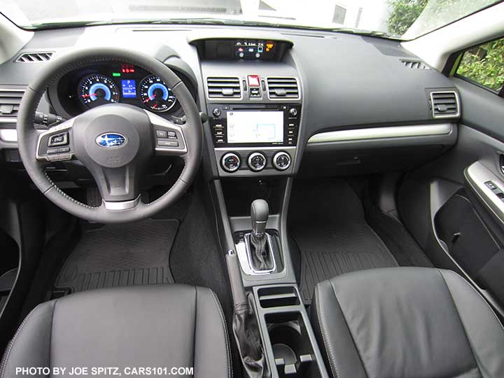 Subaru Xv Crosstrek Interior 2014 Subaru Xv Crosstrek Hybrid Interior 2014 Subaru Xv Crosstrek