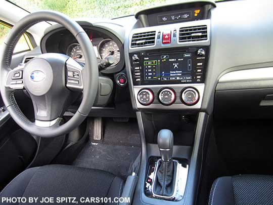 2015 subaru xv crosstrek premium special edition photo - Subaru crosstrek interior lighting ...