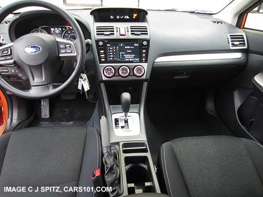 2015 Subaru Xv Crosstrek Interior Photos Page 3