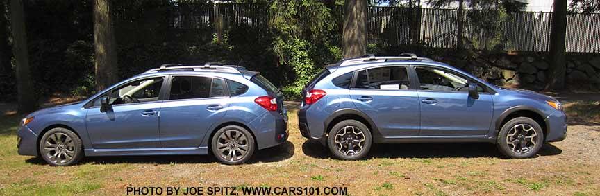 2015 Subaru Xv Crosstrek Exterior Photo Page 1 2015 Models