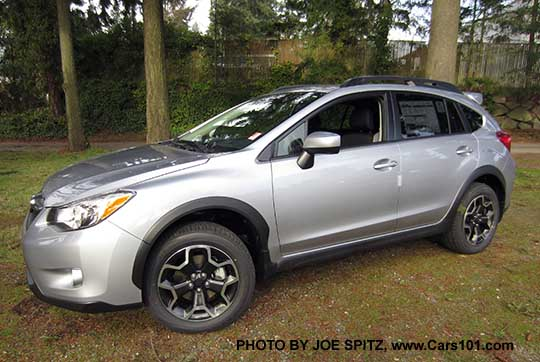 2015 Subaru XV Crosstrek research webpage- Premium, Special Edition