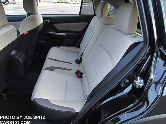 2016 Subaru Crosstrek Interior Photos Page 3
