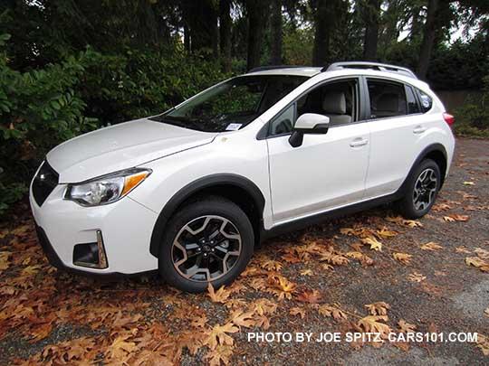 Image result for 2016 Subaru Crosstrek white
