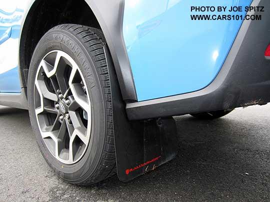 Subaru 2016 Crosstrek Options and Upgrades Page 4