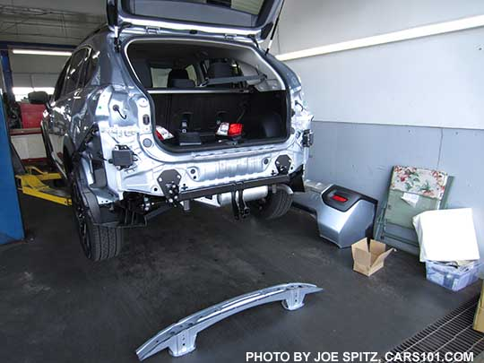 Subaru 2016 Crosstrek Options and Upgrades Photo Page #4