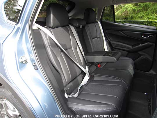 2018 Subaru Crosstrek Interior Photos