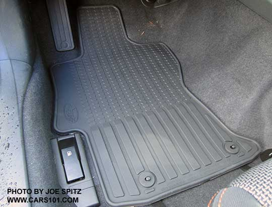 2018 Subaru Crosstrek Options And Upgrades Photo Page