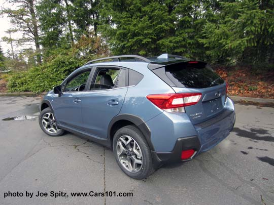 2018 subaru crosstrek exterior photos. Black Bedroom Furniture Sets. Home Design Ideas
