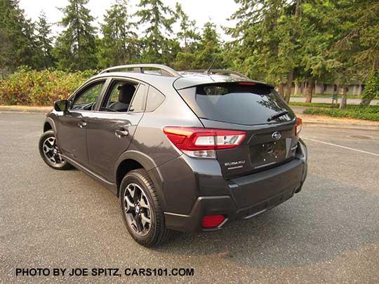 Crosstrek 18 Wheels >> 2018 Subaru Crosstrek Exterior Photos