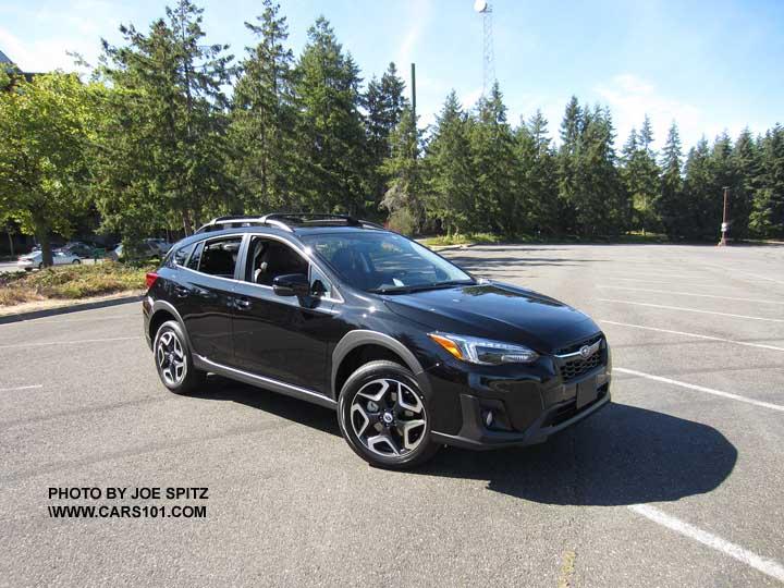 Crosstrek Vs Outback >> 2018 Subaru Crosstrek Exterior Photos