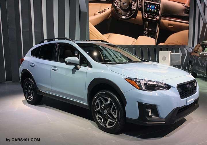 2018 Subaru Crosstrek Photos Page 4