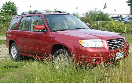 2006 Subaru Forester prices, options, colors, specs, images and more