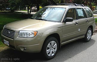 2008 subaru forester prices options colors specs for Subaru forester paint job cost