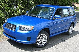2008 Subaru Forester Prices Options Colors Specs Images And More