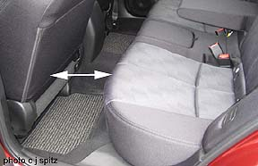 Who To Measure The Back Seat Legroom In A Car