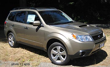 2009 forester xt turbo