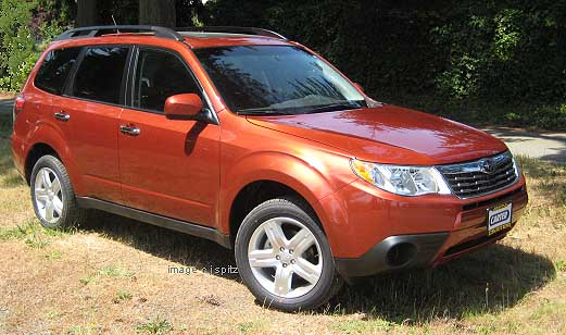 2010 subaru forester specs images details prices for Subaru forester paint job cost