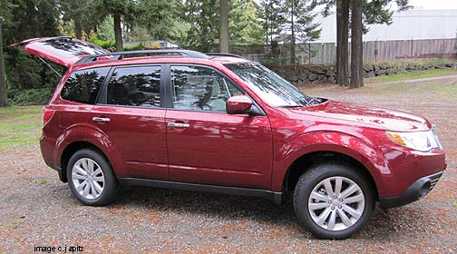 2012 Forester Exterior Photos And Images
