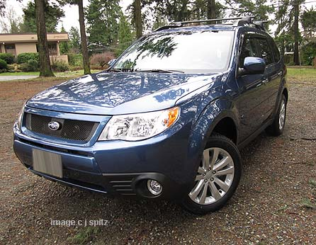 2012 Forester Options Photos And Images