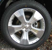Subaru Forester Options