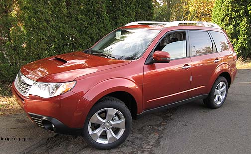 2011 Forester Exterior Photos And Images