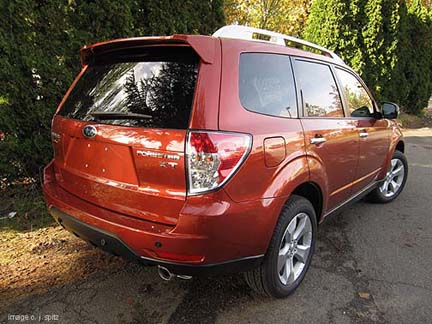 2011 Subaru Forester Specs Images Details Prices