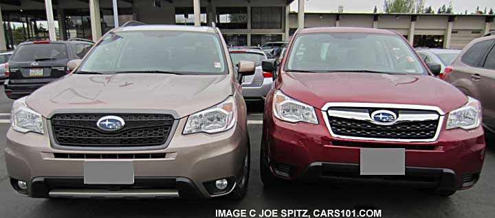 2014 Subaru Forester, exterior photo page #1